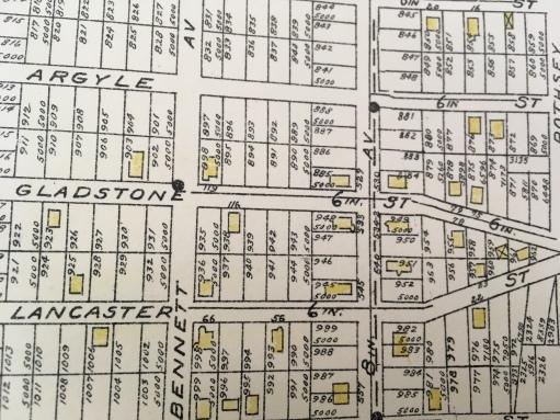 Gladstonemap