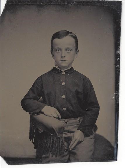 Chester Daniel Jones age 9